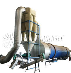 3-layers Rotary Dryer
